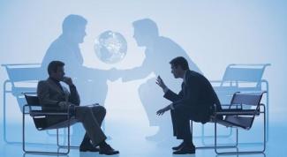 Переговоры как форма общения