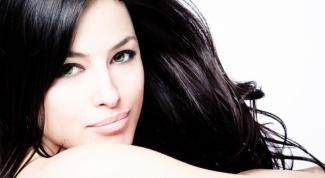 Как придать яркость цвету волос
