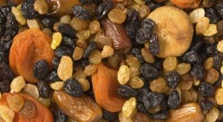Как следует хранить сухофрукты?