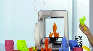 Какой принцип работы у 3D-принтера