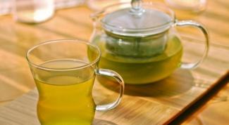 Какой водой нужно заваривать зеленый чай