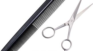Благоприятные дни для стрижки волос в 2014 году:  сентябрь