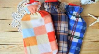 Грелка для новорожденного: опасность или необходимость