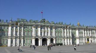 Как доехать до Эрмитажа в Петербурге