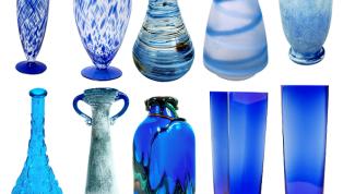 Как сделать вазу из бутылки