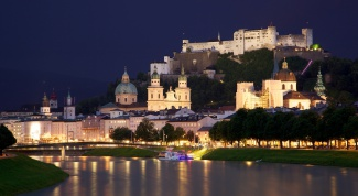 Отдых в Австрии: достопримечательности и развлечения Зальцбурга
