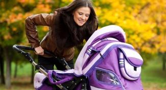 Как отдать в дар коляску-трансформер