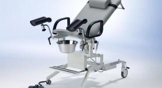Как садиться в гинекологическое кресло