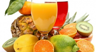Самые полезные фруктовые соки