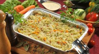 Как потушить капусту в духовке