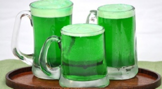 What is green beer