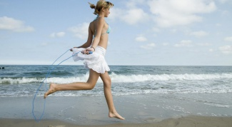 How to lose weight with jump ropes