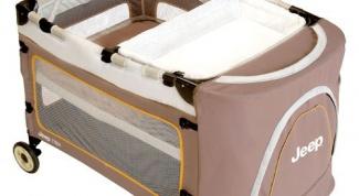 Какую кроватку купить для новорожденного