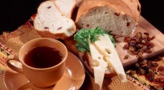 Как испечь сладкий хлеб