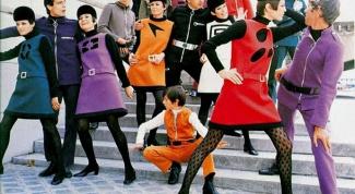 Какая мода была в 60-70 годах
