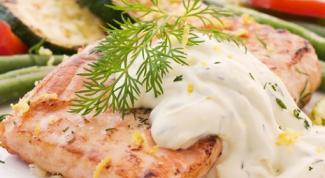 Какой соус приготовить к жареной рыбе