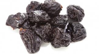 Что приготовить из чернослива
