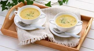 Какие супы есть для похудения