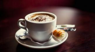 Как приготовить кофе с мороженым