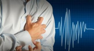 Как успокоить сильное сердцебиение