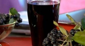 Как приготовить наливку из черноплодки