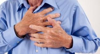 Почему появляется боль в груди