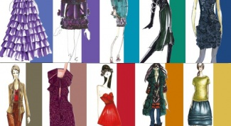 What colors are in fashion now