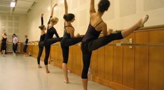 Как стать балериной