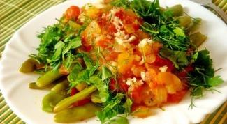 Что приготовить из фасоли в томатном соусе