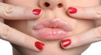 Чем лечить простуду на губе