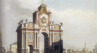 Как появились Красные ворота в Москве