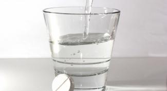 Как принимать аспирин при температуре