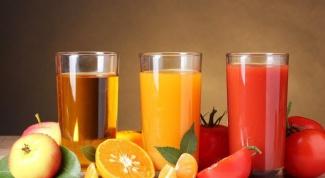 Какие соки полезны для кишечника