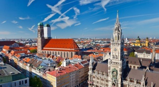 Как поехать в Мюнхен в 2017 году