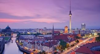 Как поехать в Германию дикарем