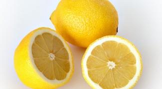 Как сделать маску для волос из лимонного сока