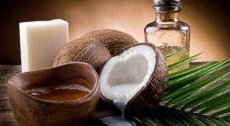 Как использовать кокосовое молочко для тела