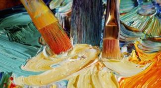 Как выбрать акриловые краски