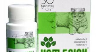 Как давать кошке препарат