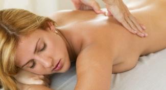 Как делать массаж при поясничной грыже
