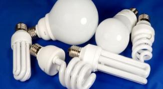 Как выбрать энергосберегающую лампу