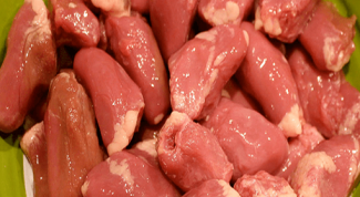 How useful chicken hearts