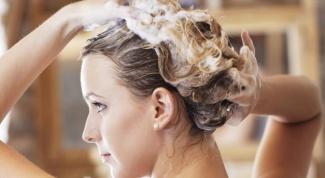 Как приготовить полезный шампунь