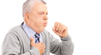 How to treat cough in an older person