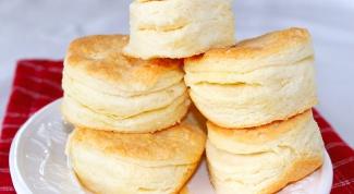 Как приготовить английский бисквит на топленом масле