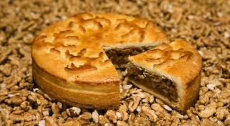 Как приготовить швейцарский ореховый торт