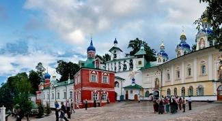 Экскурсия в Псково-Печорский монастырь