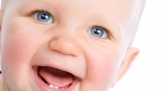 How is the teething in infants