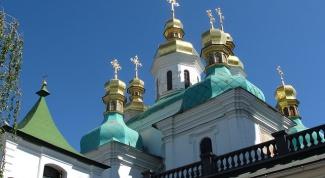 Что интересного можно посмотреть в Киеве
