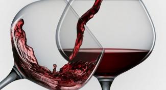 Какой цвет красного вина считается благородным